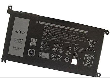 OEM Laptop Battery Replacement for  Dell 3CRH3